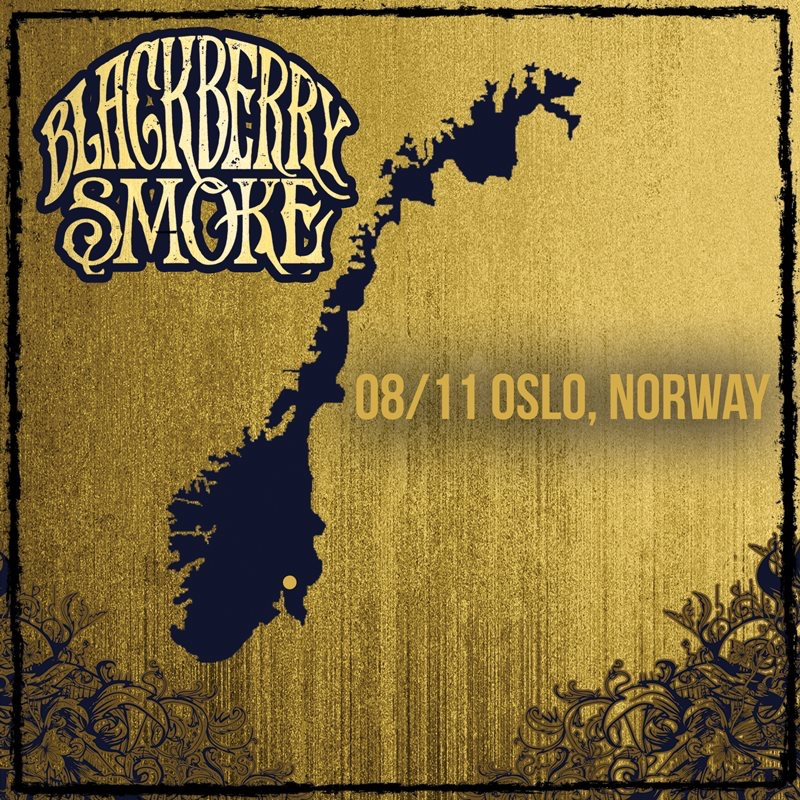 Blackberry Smoke Oslo